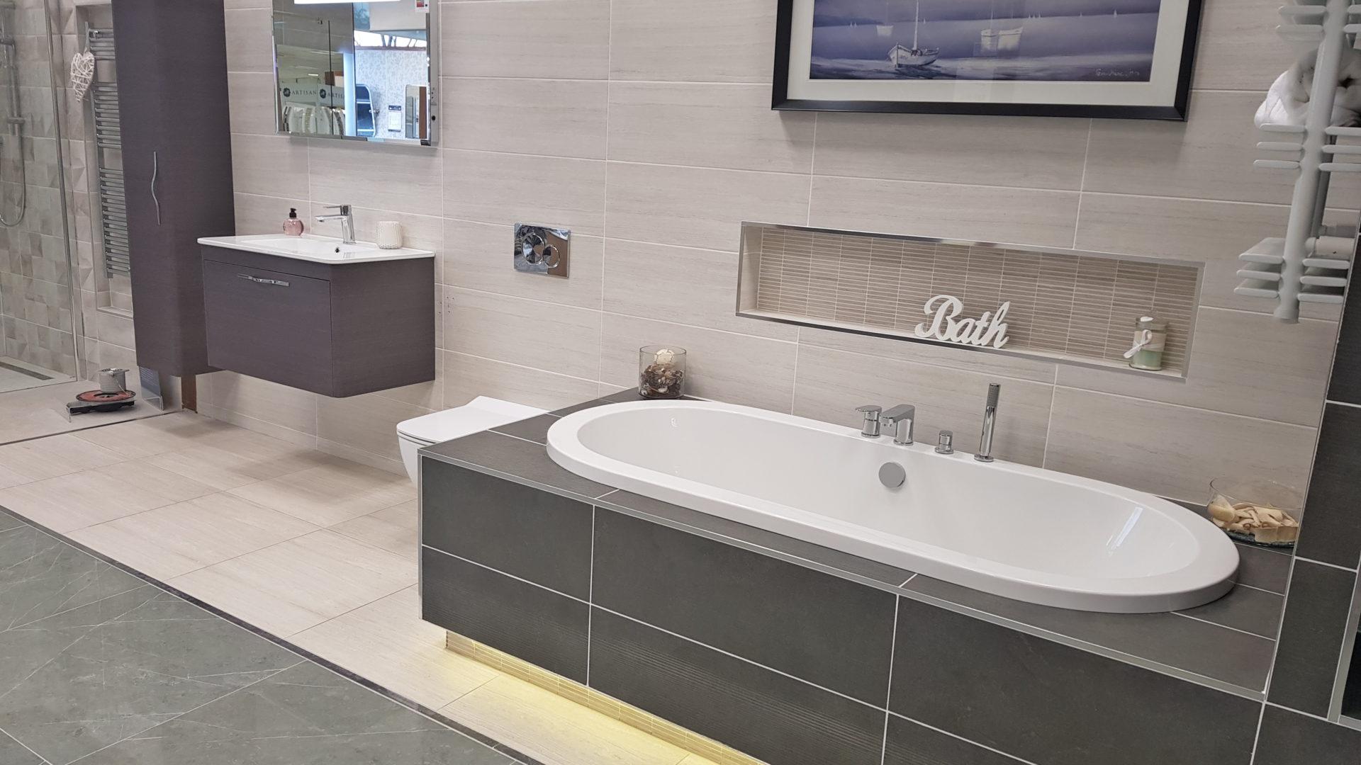 Dublin City Tiles & Bathrooms