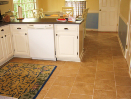 BENEFITS OF TILE FLOORS